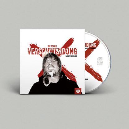 Kassettenricardo – Die totale Verschwendung – CD