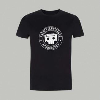 Kassettenricardo - Shirt Skull - schwarz